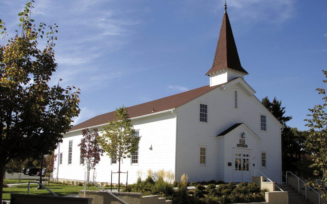 The Eisenhower Memorial Chapel Preserves History, Creates New Memories in Lowry Neighborhood